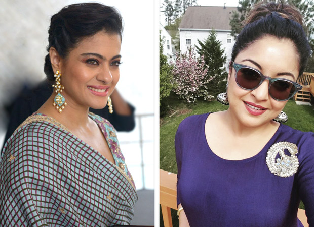 Kajol ADMITS sexual harassment is the reality of film industry, supports Tanushree Dutta