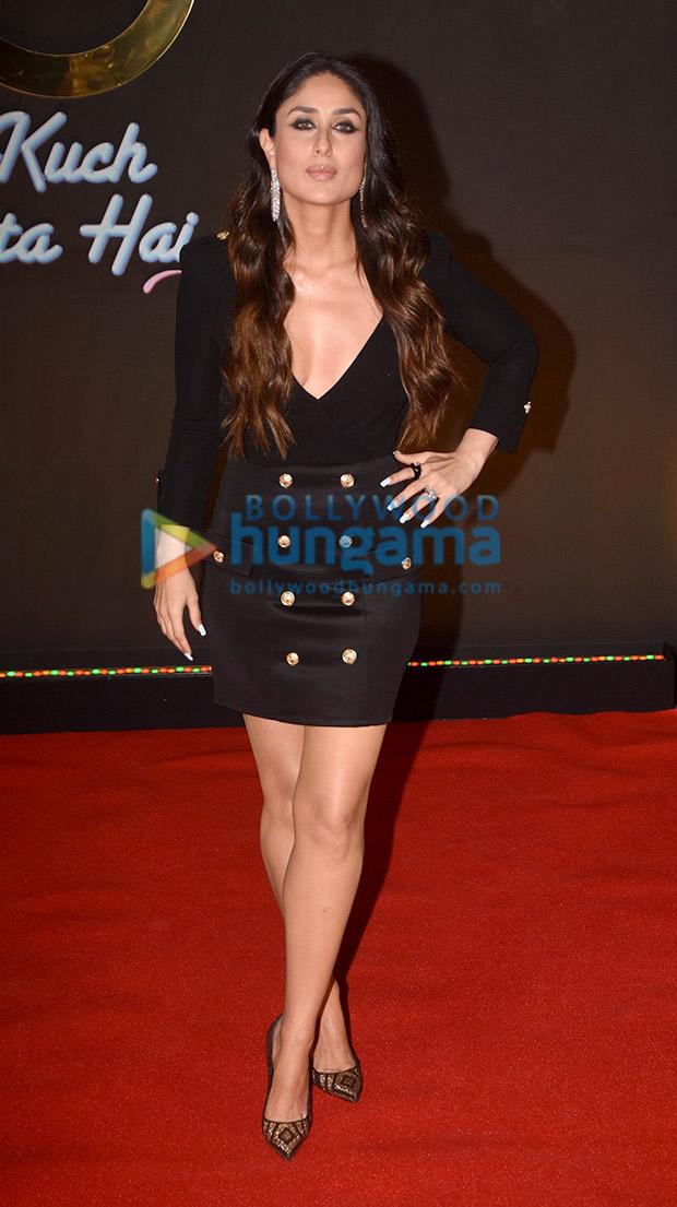 Kareena Kapoor Khan in Balmain for for 20 years of Kuch Kuch Hota Hai celebrations (4)