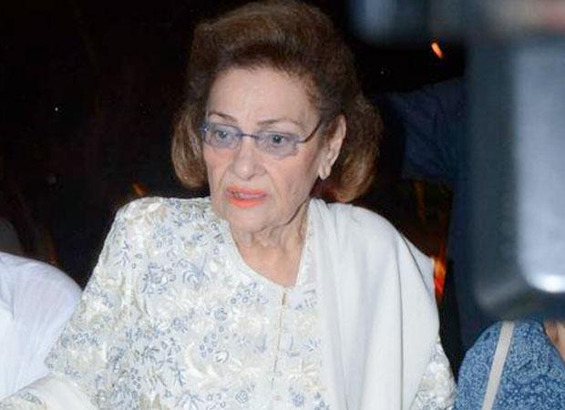 Krishna Raj Kapoor passes away