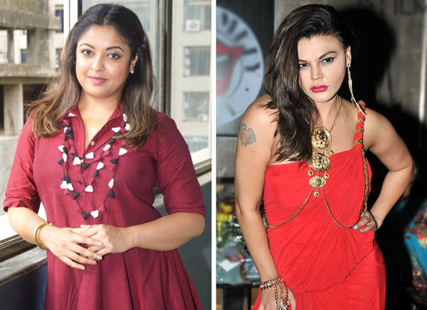 #MeToo Tanushree Dutta calls Rakhi Sawant a SEX OBSESSED MORON after being accused of being a lesbian