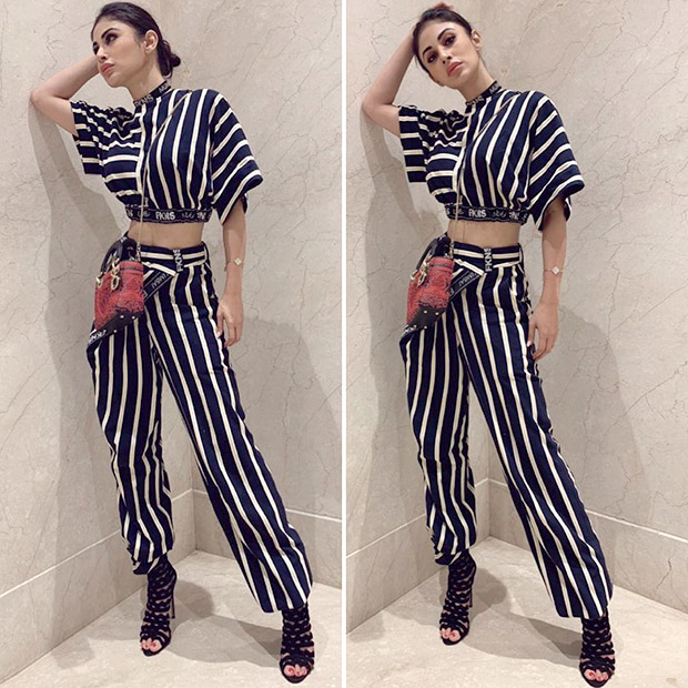 Mouni Roy in Narendra Kumar Ahmed for a casual night out with friends (3)