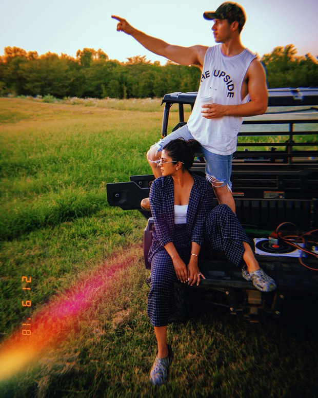 Priyanka Chopra-Nick Jonas's throwback pic is all things love and will make you desperate for their wedding