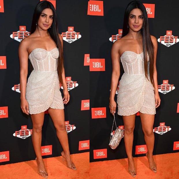 Priyanka Chopra at the JBL Fest in Las Vegas (3)
