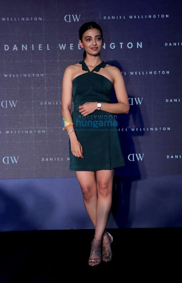 Radhika Apte in Lola by Suman for Daniel Wellington event (2)
