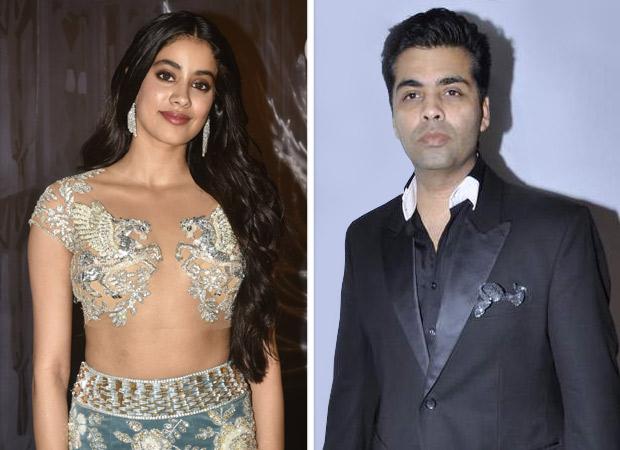 SHOCKING! Janhvi Kapoor hadn't watched Kuch Kuch Hota Hai and here's what Karan Johar did about it