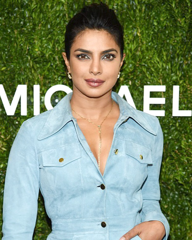Slay or Nay - Priyanka Chopra in Michael Kors for the Golden Heart Awards 2018 (Featured) (2)