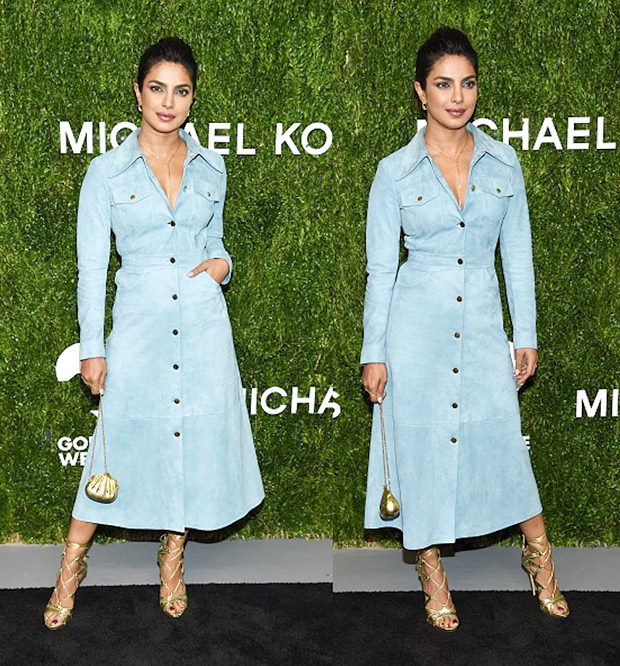 Slay or Nay - Priyanka Chopra in Michael Kors for the Golden Heart Awards 2018 (Featured) (6)