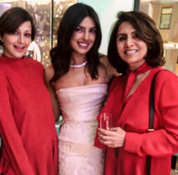 Sonali Bendre and Neetu Kapoor join Priyanka Chopra's bridal shower celebration in New York