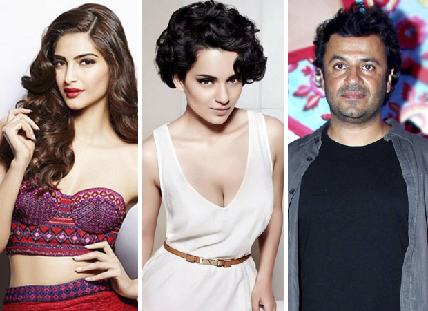 Sonam Kapoor DISREGARDS Kangana Ranaut's claims against Vikas Bahl, says it's hard to take her seriously