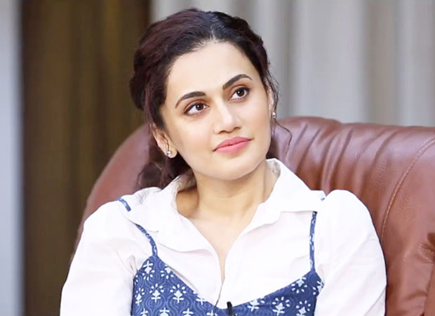 EXCLUSIVE: Taapsee Pannu on trolling the trolls – I just want to show mirror to them