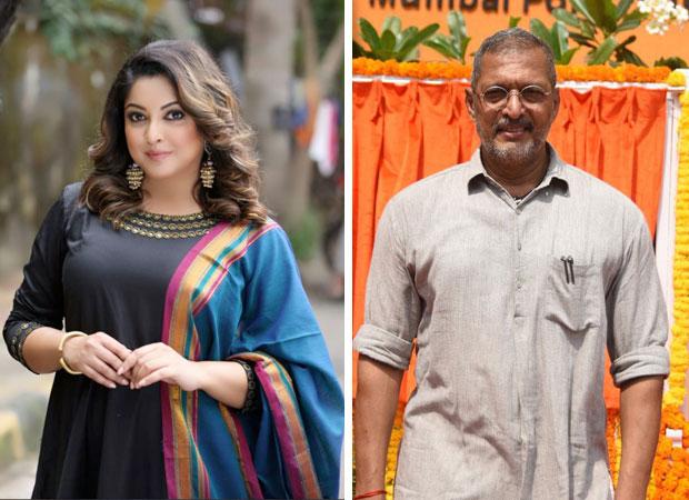 Tanushree Dutta sarcastically takes a jibe at Nana Patekar's decision to hold a press conference, calls him an award winning actor