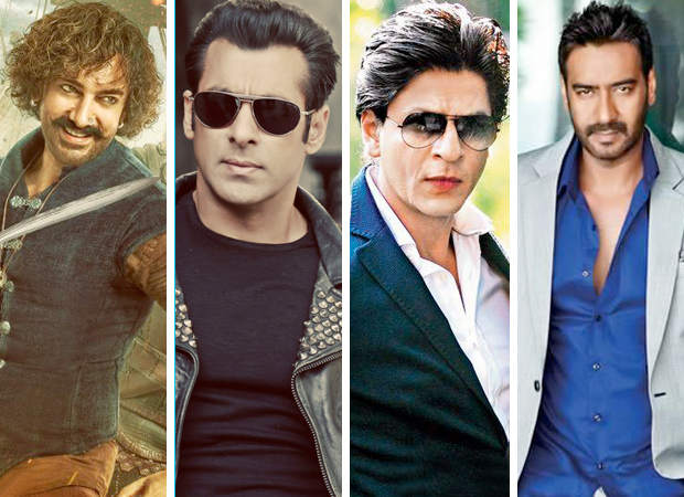 Thugs Of Hindostan Opening Day: Aamir Khan is coming to defeat Salman Khan, Shah Rukh Khan and Ajay Devgn!