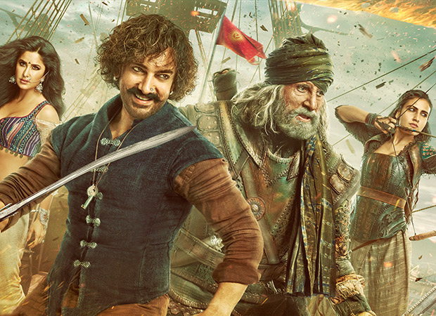 Thugs Of Hindostan advance online bookings to open across India on November 3, 2018
