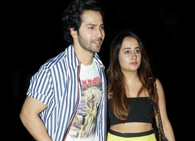 Varun Dhawan and Natasha Dalal indulge in social media love and fans can't stop gushing about it