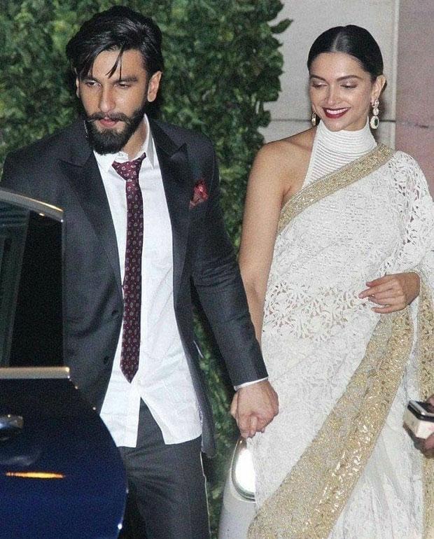 5 Years of Ram - Leela, 6 Years of Deepika Padukone and Ranveer Singh Here's why the couple is a modern day Romeo