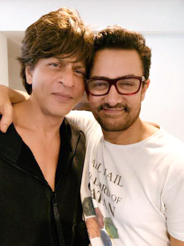 Aamir Khan PRAISES Shah Rukh Khan after watching Zero trailer; says he has outdone himself