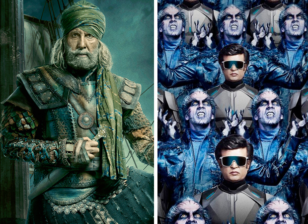 After Thugs of Hindostan debacle, all eyes on Rajinikanth and Akshay Kumar's 2.0 to revive Box Office