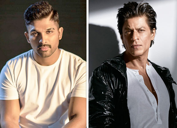 Allu Arjun CONFESSES his love for this Shah Rukh Khan film and here's what he has to say