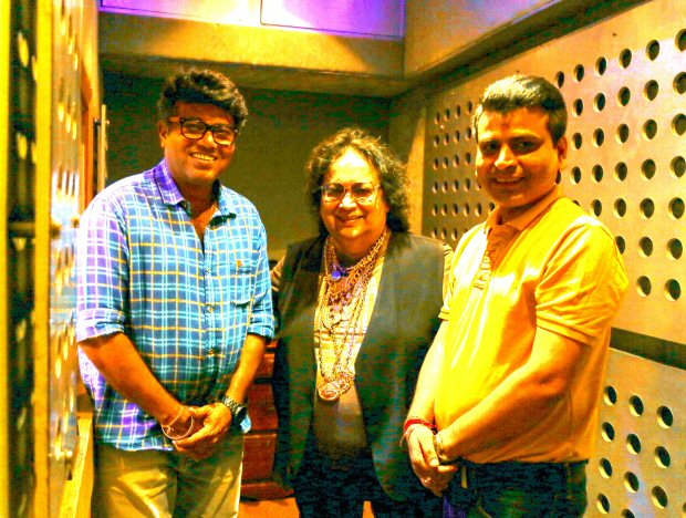 Bappi Lahiri debuts in Marathi film as a playback singer for Lucky