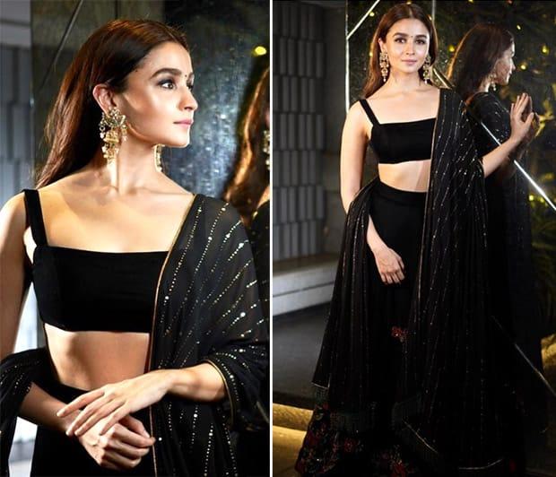 Best Dressed Celebrities - Alia Bhatt