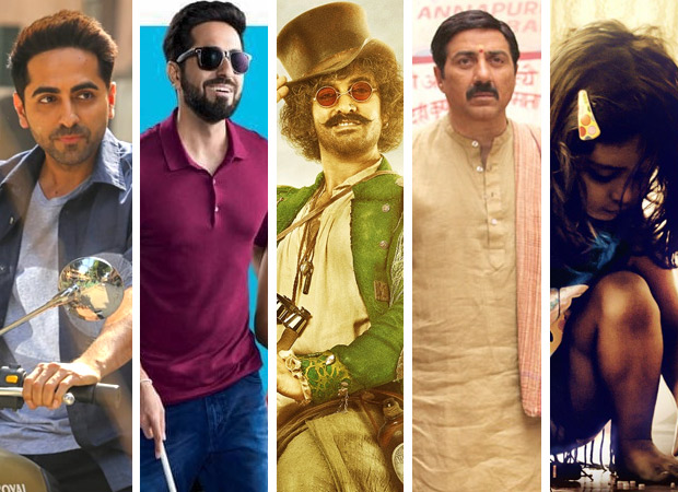 Box Office: Badhaai Ho and Andhadhun collect Rs.200 crore between them, Thugs of Hindostan folds up in 2 weeks, Mohalla Assi is a Disaster, Pihu flops