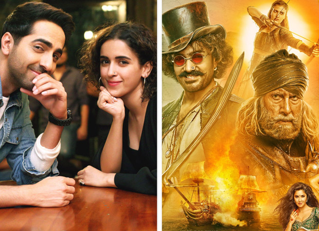 Box Office Badhaai Ho is continuing unbelievable run, could challenge Thugs of Hindostan lifetime