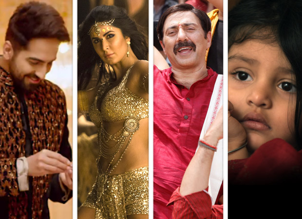 Box Office: Badhaai Ho leads from front, Thugs of Hindostan follows, Mohalla Assi and Pihu are poor