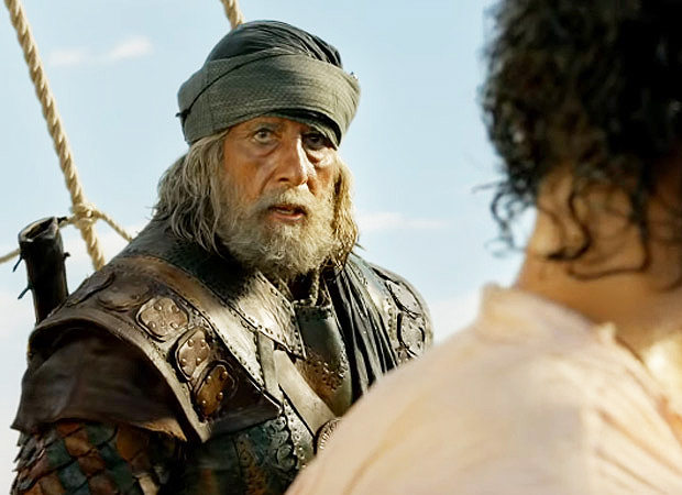 Box Office Thugs Of Hindostan Day 8 in overseas