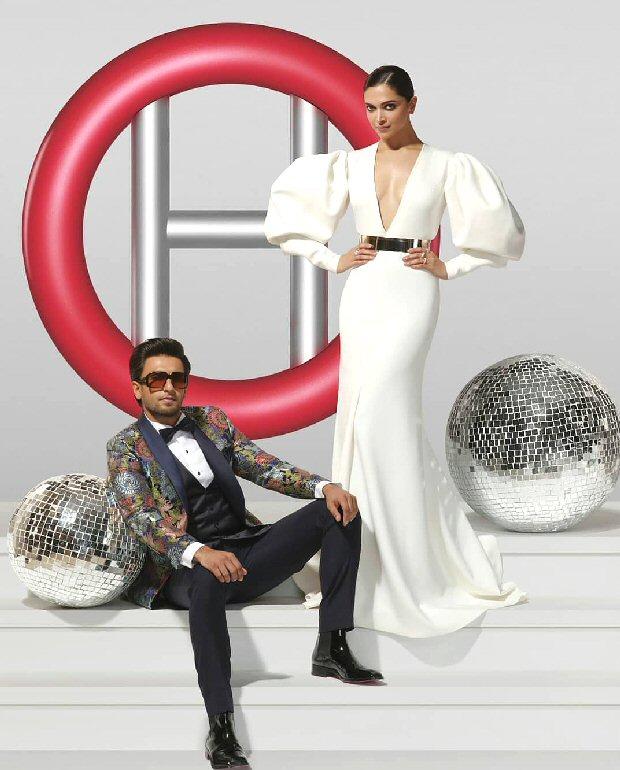 Deepika Padukone - Ranveer Singh wedding Bollywood REACTS; wishes that their marriage is the biggest blockbuster ever!