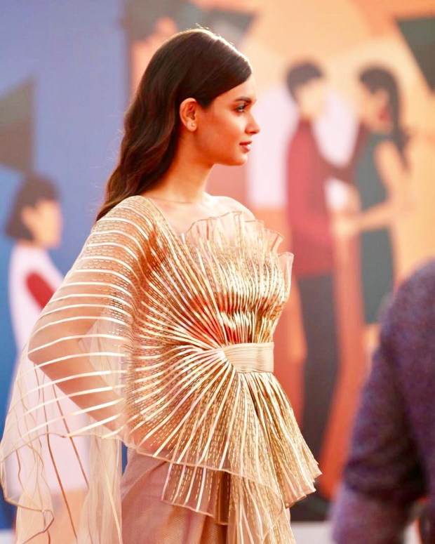 Diana Penty in Amit Aggarwal for the IFFI 2018 Goa closing ceremony (3)