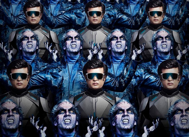 EXCLUSIVE Rajinkanth – Akshay Kumar's 2.0 earns Rs. 370 crores even before release