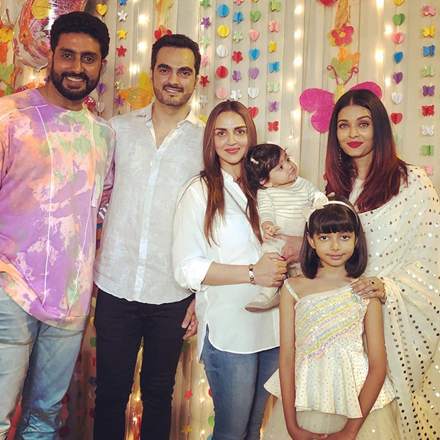 Esha Deol Takhtani's daughter Radhya has all eyes for Aishwarya Bachchan and this is the proof!