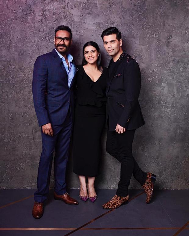 Koffee With Karan 6: 'All is well' teases Kajol as she brings Ajay Devgn and Karan Johar face to face