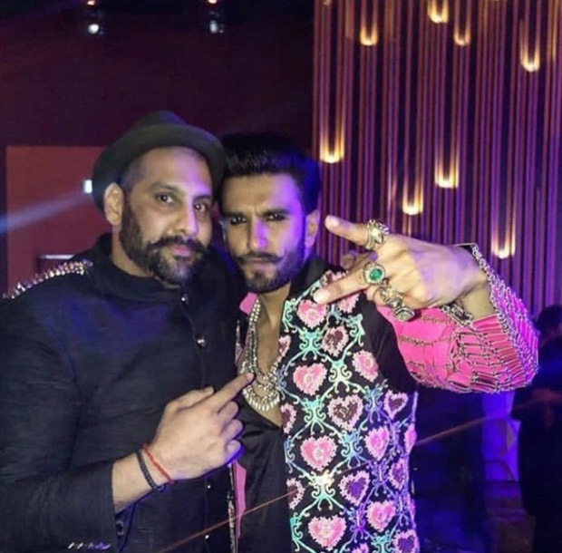 Inside Pics and Videos – Ranveer Singh GUSHES about his stunning wife Deepika Padukone at the DJ party