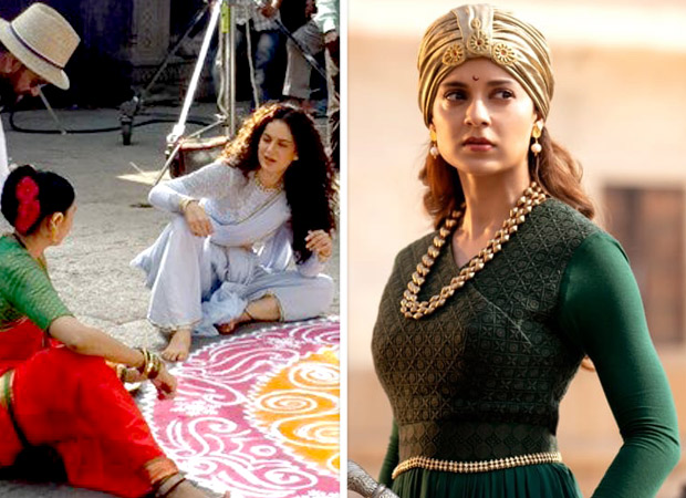 Kangana Ranaut cut shorts Panga schedule to complete post production work on Manikarnika – The Queen Of Jhansi