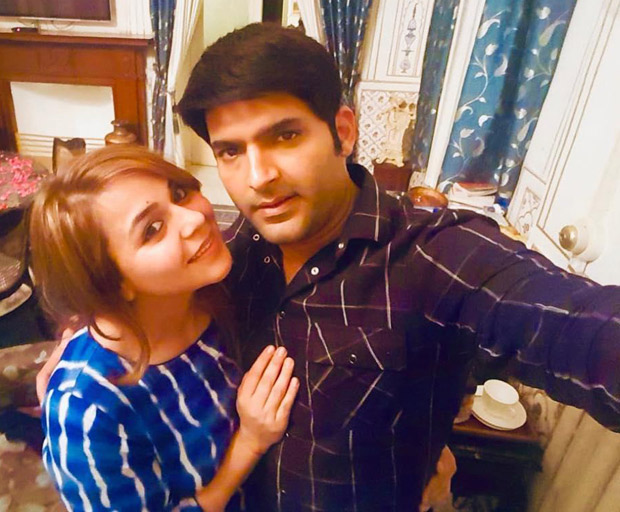 Kapil Sharma ANNOUNCES his marriage date with Ginni Chathrath on Instagram