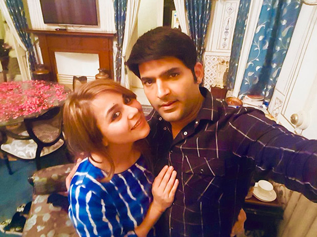 Kapil Sharma pours his heart out as he shares a birthday post for fiance Ginni Chathrath
