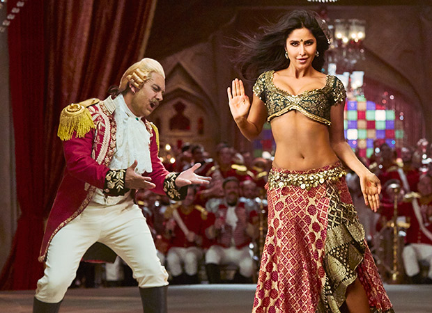 Katrina Kaif CONNED again by Aamir Khan and Vijay Krishna Archarya in THUGS OF HINDOSTAN