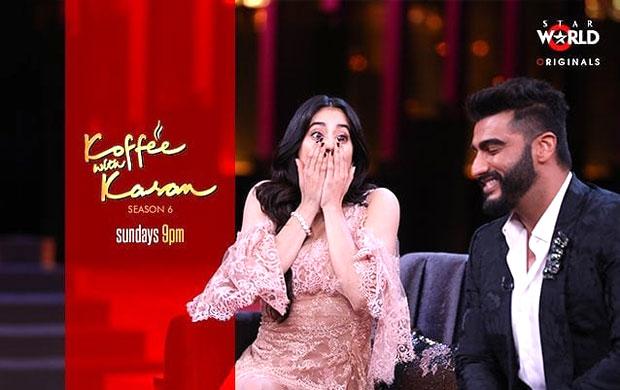 Koffee With Karan 6 – Did Arjun Kapoor just CONFIRM his relationship with Malaika Arora?