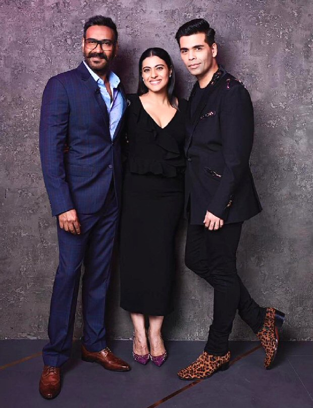 Koffee With Karan 6 Ajay Devgn makes a SHOCKING revelation about married actors, reveals if he can ever be friends with Karan Johar