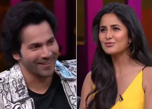 Koffee With Karan 6: Karan Johar insists Varun Dhawan ask Katrina Kaif if she'll marry Salman Khan
