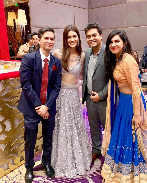 Kriti Sanon in Zara Umrigar for her best friend's wedding in Delhi (5)