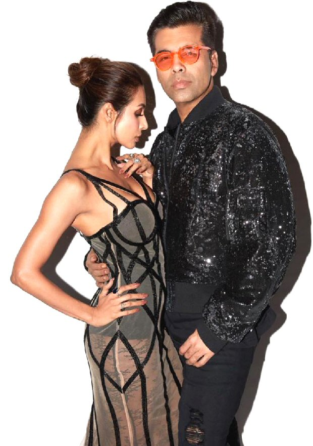 LOL! Karan Johar calls Malaika Arora a TACKY copy of Beyonce, Kirron Kher comments that he looks like a cabaret dancer (watch video)