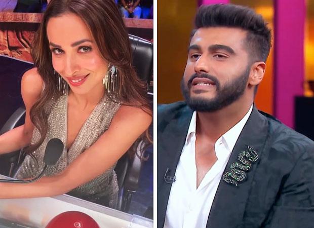 Malaika Arora calls Arjun Kapoor's Koffee With Karan episode HOT & HONEST