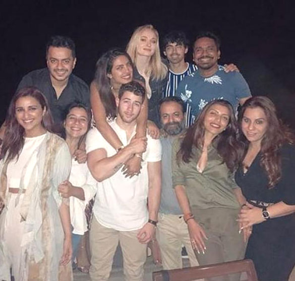 Priyanka Chopra - Nick Jonas Wedding: The couple start festivities with a fancy dinner; Alia Bhatt, Parineeti Chopra, Sophie Turner, Joe Jonas attend