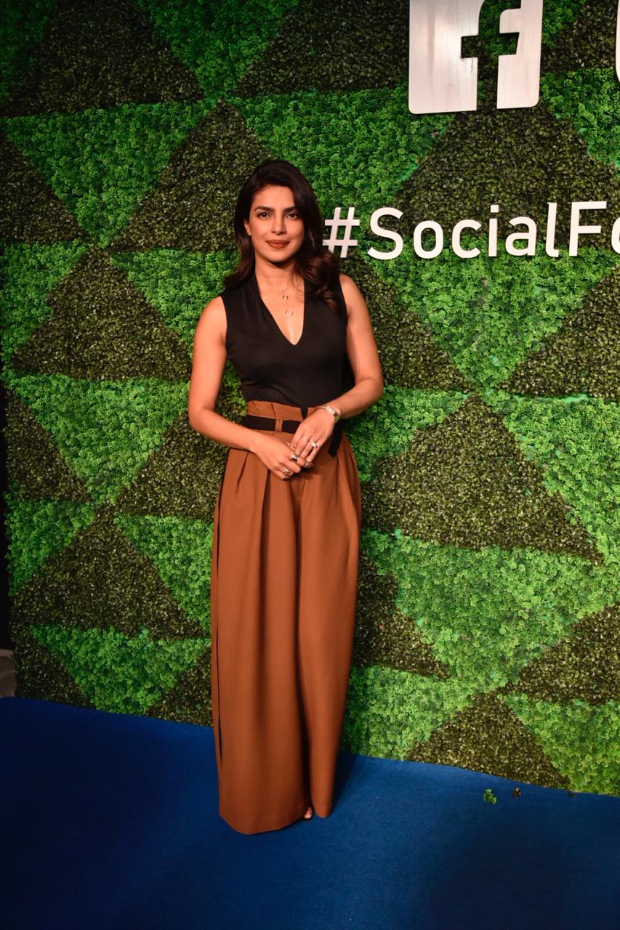 Priyanka Chopra in Esse for Facebook #SocialForGood Campaign (2)