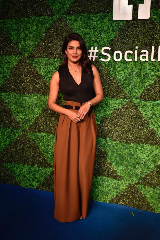 Priyanka Chopra in Esse for Facebook #SocialForGood Campaign (3)