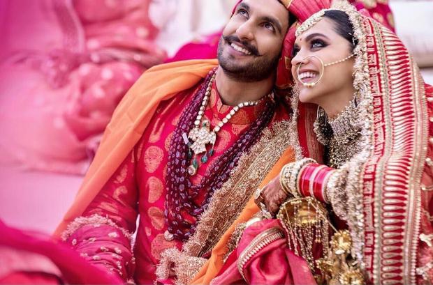 Ranveer Singh - Deepika Padukone Wedding