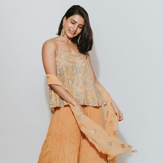 Samantha Akkineni in Faabiana for an event (2)