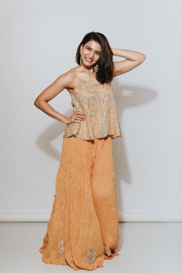 Samantha Akkineni in Faabiana for an event (5)